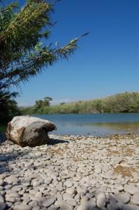 Foce del fiume Irminio