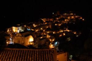 Veduta di Ragusa - Ibla