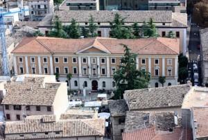 il comune di MACERATA…. visto dalla torre civica