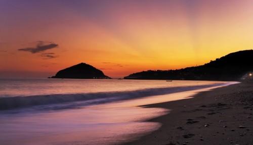 Barano d'Ischia - Maronti al tramonto