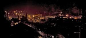 Notturno di Lillianes_Panoramica