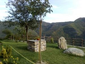 Alto (CN) vista panoramica
