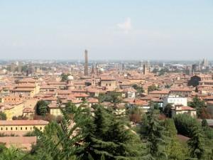 I colori di Bologna da San Michele in Bosco