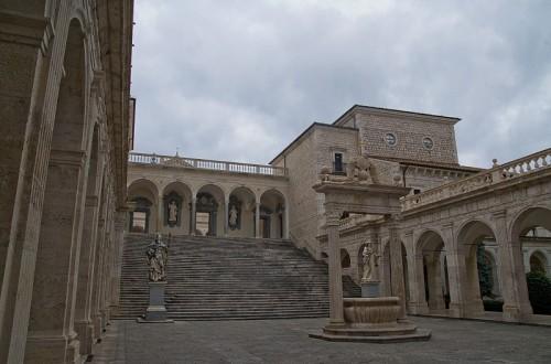 Cassino - Abbazia