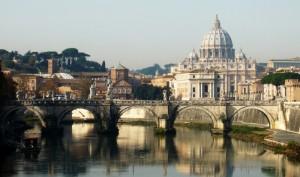 Il fascino insuperabile di Roma