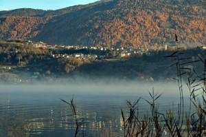 Sulla nebbiolina del Lago