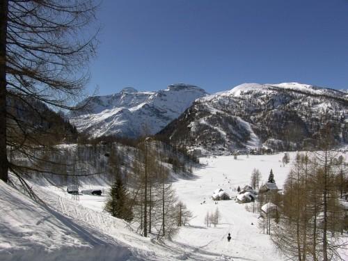 Baceno - Passeggiando sulla neve
