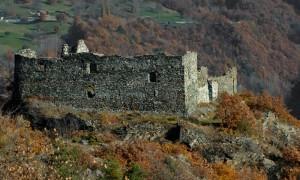 Chateaux de Challand