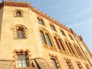 Il castello Falletti di Barolo