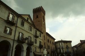Nubi sulla torre
