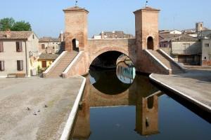 Trepponti….il simbolo di Comacchio
