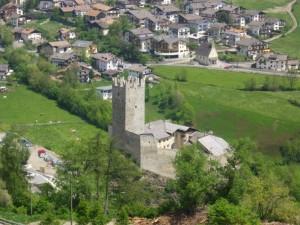 il castello di malles