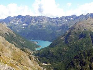 Diga e Lago di Ceresole Reale