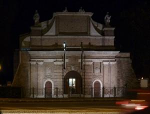 la Porta San Francesco (1562)