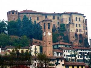 Il castello medioevale di Frinco