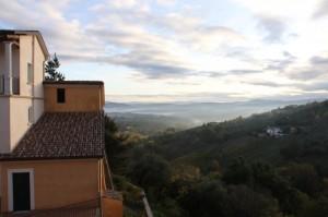 panorama di casa mia