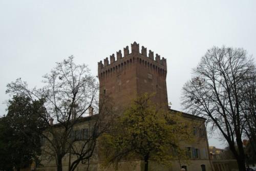 San Martino in Rio - torre della rocca