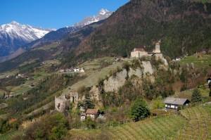 Castel Tirolo e Castel Fontana