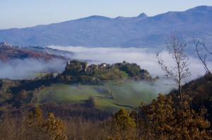 Il borgo di Rocca Pratiffi
