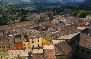 i tetti di Brisighella