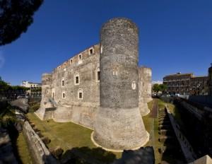 Diagonale di Castello Ursino