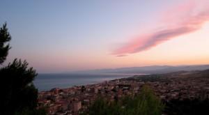 Panorama dal castello