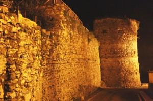 La fortezza del Corpo di Cava