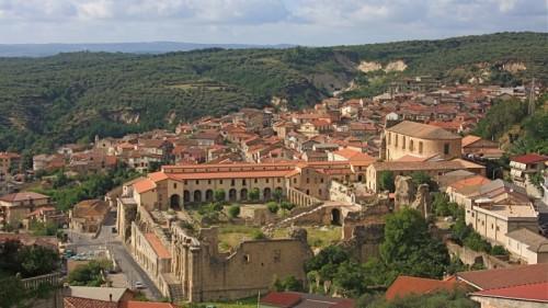 Soriano Calabro - Le impressionanti rovine di Soriano