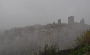 Accidenti Che Nebbia Ieri a Vitorchiano