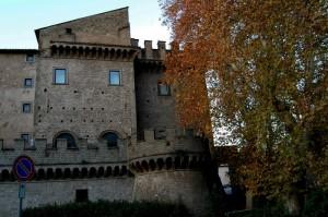 La rocca abbaziale di Grotteferrata