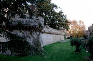 La rocca abbaziale di Grotteferrata 2