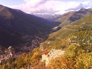 Badalucco tra le montagne