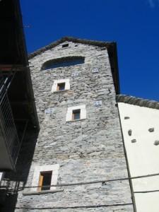 la torre di granito