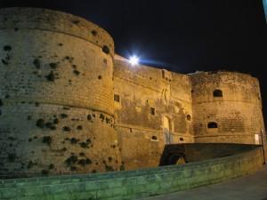 il castello aragonese otranto(le)