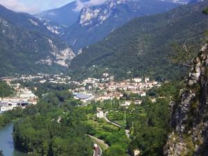 Panorama in Valsugana