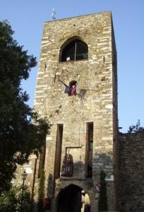 Castello Padenghe e la sua gabbia