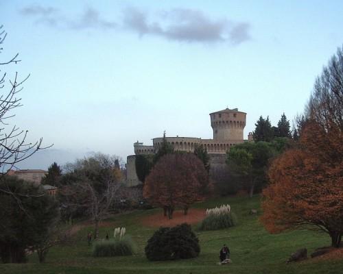 Volterra - Fortezza Autunnale