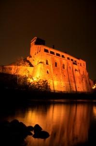 Castello Borromeo di Notte