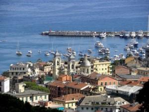 Santa Margherita verso il porto