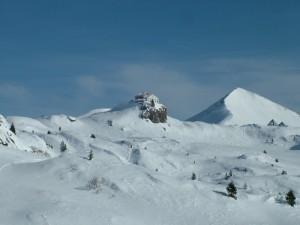 Rifugio Cazzaniga Merlini e Monte Sodadura