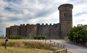 il castello di tufo e tempo…