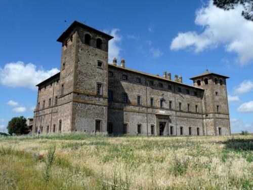 Monte Romano - Rocca nel prato