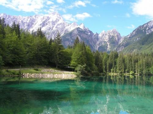 Tarvisio - Lago inferiore di Fusine