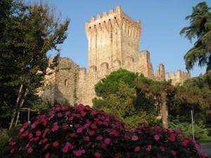 Castello su fiori