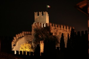 Castello by night