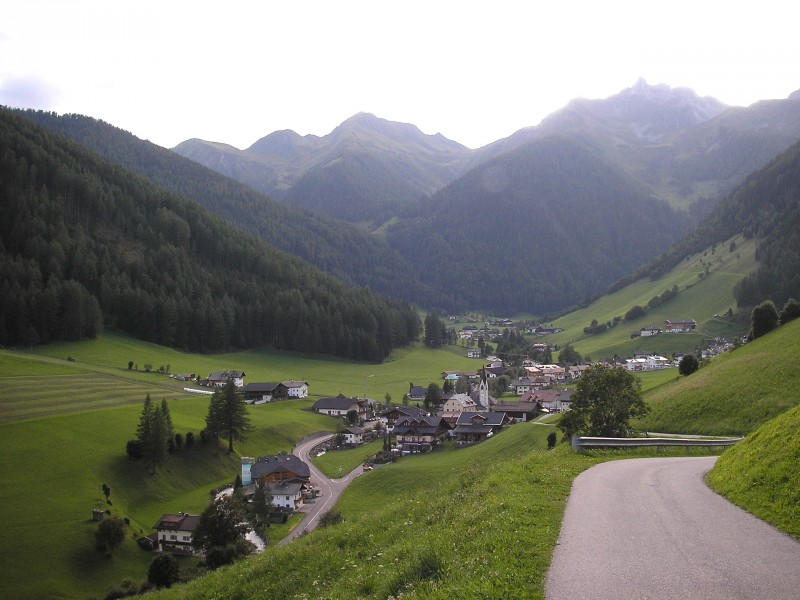 ''paradiso verde'' - Valle Aurina
