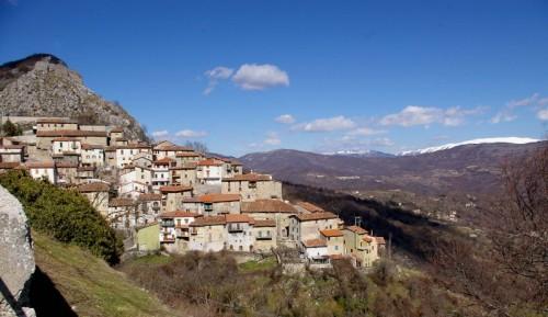 Tagliacozzo - Un panorama da incanto