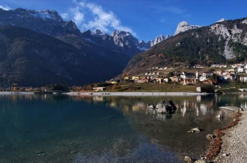 Molveno - Il Lago, il Paese e il Brenta
