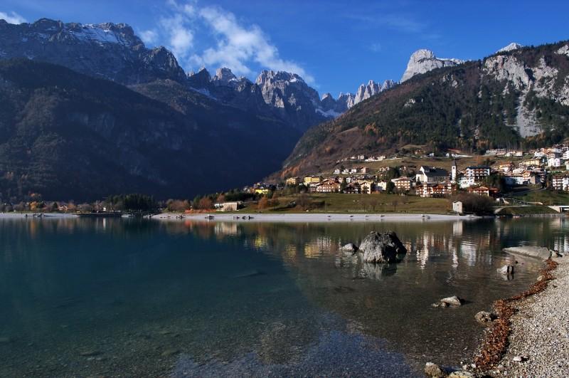 ''Il Lago, il Paese e il Brenta'' - Molveno