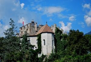 Castel Forst - fortilizio a difesa dell'Adige
